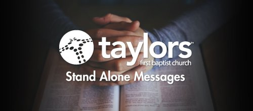 Stand Alone Message